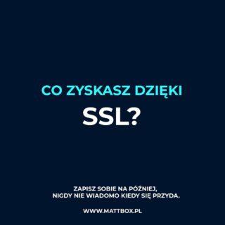 Tak się ostatnio zastanawiałem czy SSL to dobry pomysł dla tych którzy dopiero zaczynają.  🟢 tak wiem że w pierwszym roku idzie kupić tanio SSL  🟢 wiem również, że są darmowe SSL  🟢 wiem również, że Google patrzy pozytywnie na szyfrowanie  ale...  Czy na początku kiedy liczysz każdy koszt jest sens wydawać kasę po to aby mieć w pasku symbol kłódki?  Szczerze nie wiem 🤷🏼♂️ a Ty co o tym sądzisz?  #rozkmina #ssl #rozważania #blogoweprzemyslenia #bloger #wordpress #bloger #stronywww #blognawordpresie #naweekend