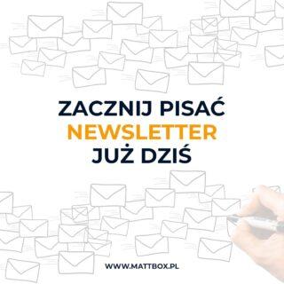 ❌ Jeżeli już masz newsletter na blogu, to najzwyczajniej nie czytaj 😉  ✅ Jeżeli nie masz newslettera to koniecznie przeczytaj.  W artykule znajdziesz opis krok po kroku jak zabrać się za swój newsletter na przykładzie Mailchimp.  🔗 Link w BIO.  #wordpress #newsletter #zacznij #dziś #rozwój #blog #usprawnijbloga #blogowanie #biznesolnile #zarabianieonline